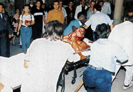 Μετά τον τραυματισμό του ο Ματέι δέχτηκε μεγάλη δόση κατασταλτικών φαρμάκων