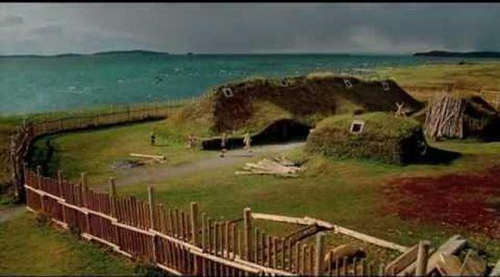 Ανακατασκευή της αποικίας των Βίκινγκς στο Νιούφουντλαντ του Καναδά